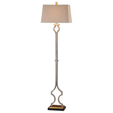 Uttermost Vincent Gold Floor Lamp