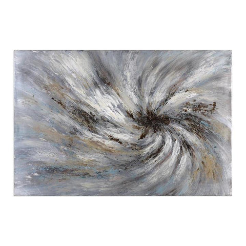 Uttermost Vortex Modern Abstract Art