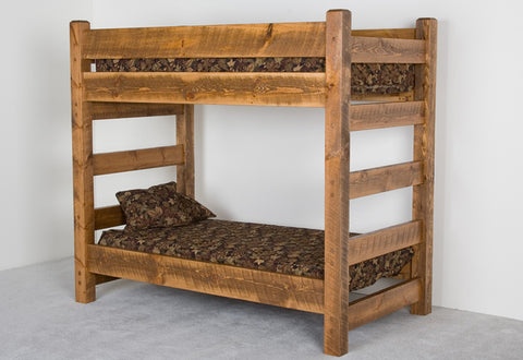Viking Barnwood Bunk Bed