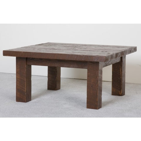Viking Barnwood Coffee Table Square