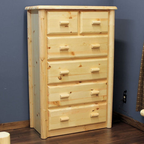 Viking Northwoods 6 Drawer Chest