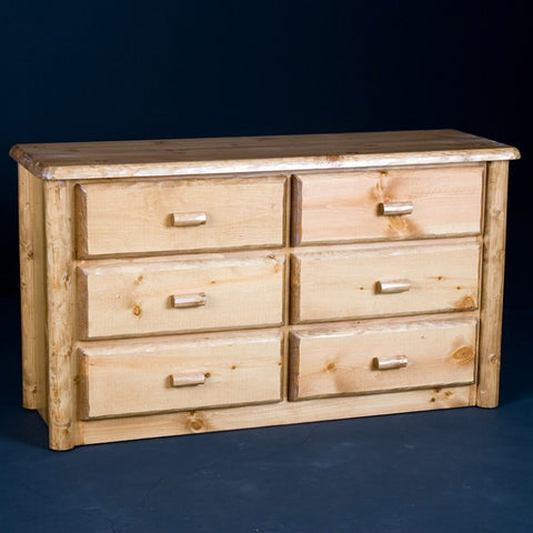 Viking Northwoods 6 Drawer Dresser