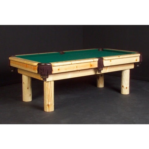 Viking Norway Pine Billiard Table