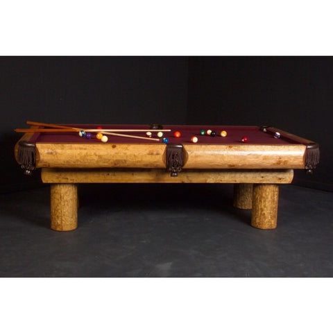 Viking Ponderosa Pine Billiard Table