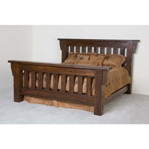 Viking Timberwood Barnwood Bed