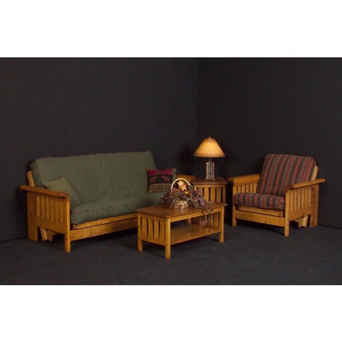 Viking Vienna Arm Bi-fold Couch