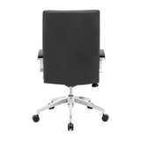 Zuo Director Comfort Office Chair in Black
