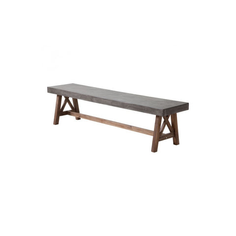 Zuo Ford Bench Cement And Natural
