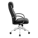Zuo Lider Comfort Office Chair in Black