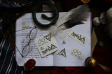 Harry Potter Set Temporary Tattoos