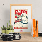 Victory over Sorcery - Merlin inspired print