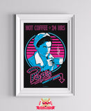 Coffee at Pop's - Riverdale Jughead inspired Print