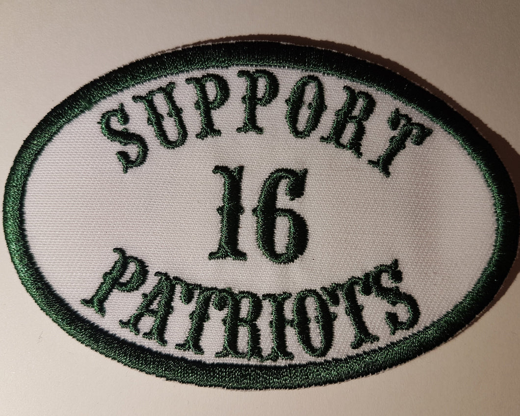 Support Patch
