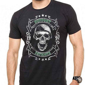 Support 16 Skeletor T-shirt
