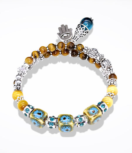 Sara Yo Water energy bracelet (Item #625)