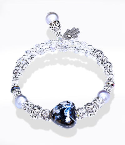 Sara Yo Fire Energy Bracelet (Item #676)