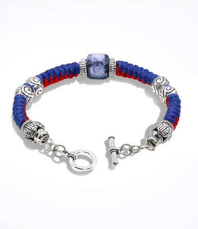 Sara Yo healing jewelry, created by a doctor, Water energy bracelet item #699