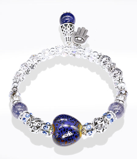 Royal Heart Bracelet (Item #742)