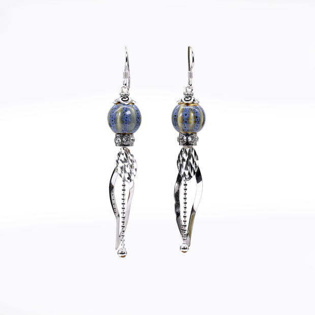Indigo Dream Earrings (Item #769)