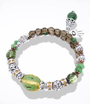 Sara Yo Wood Energy Bracelet (Item #801)
