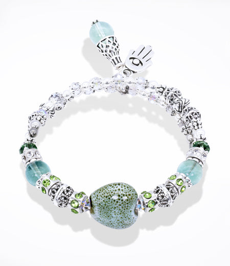 The Dew of Heaven Bracelet (Item #818)