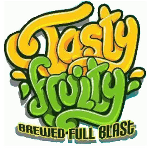 Tasty Fruity, 120ml, 70/30