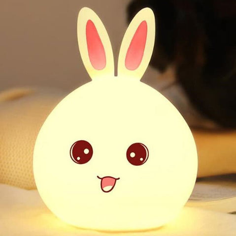 Magic Rabbit Lamp