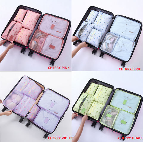 7in1 Tas Travelling Organizer