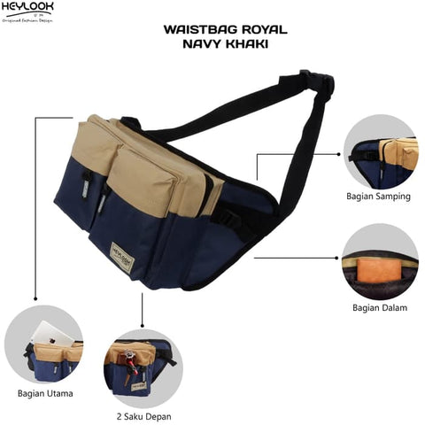 Men's Waistbag