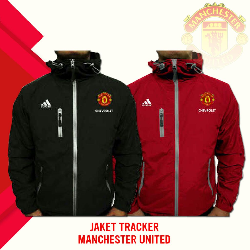Best Seller Tracker Jacket Football Club 2018