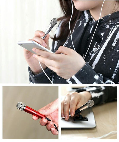 Mini Microfone Smule Star Special (Free Ongkir)
