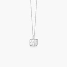 Load image into Gallery viewer, polar jewelry koyosegi necklace silver Polar Jewelry shop affordable fine jewelry gift for women jewellery joyful fun colourful scandinavian danish design shop now free delivery