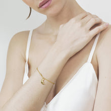 Polar jewelry hanging moon bracelet tarot collection gift jewellery gold silver mystical love present for women best jewelry brand denmark scandinavian minimal playful diamond necklace bracelet gold chain gemstones jewelers pearl wedding engagement promise charm cz stores pendant moon stars sun organic waves fashion copenhagen