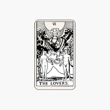 The Lovers • Backdrop Earrings