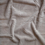 New Single shower towel simply taupe
