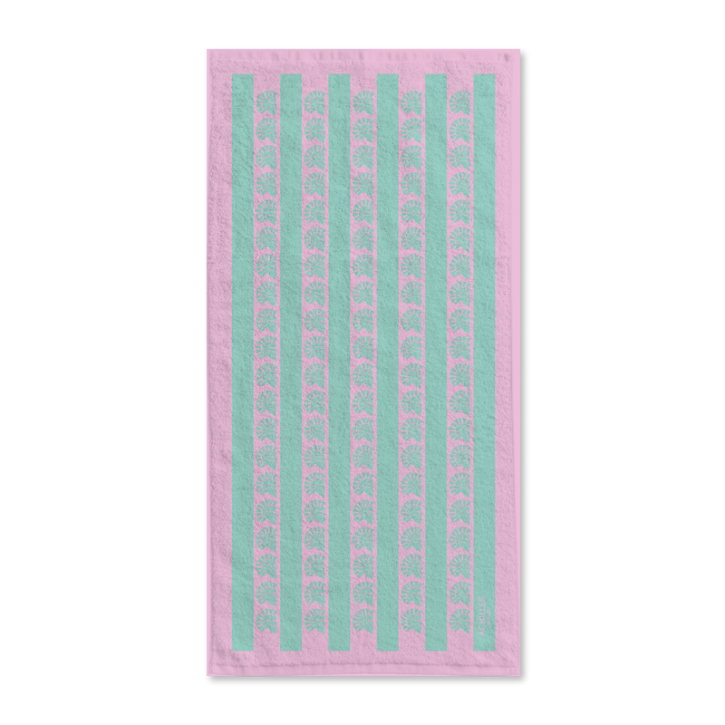 Single Beach Towel beach pink Limited Presale - Lieferung ab Anfang Juli