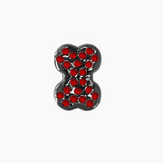 SWAROVSKI BLACK-RED BONES