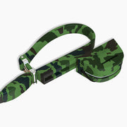 Camo Swarovski Leash