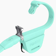 Mint Swarovski Leash