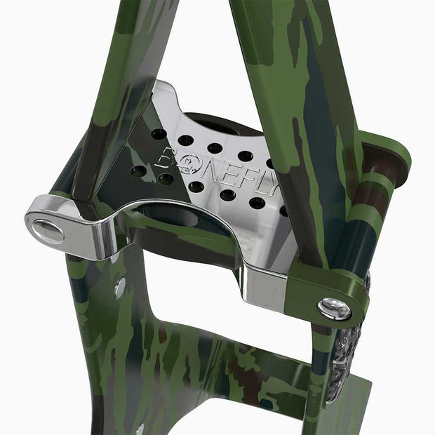 Limited Camo Swarovski Harness