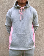 Hardkour Performance - Heathered Colorblock Hoodie