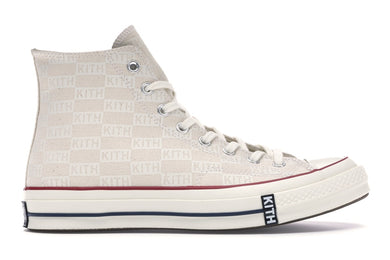 Converse x Kith - 1970's Classics - All Star Chuck Taylors (2019) - White - 9 Mens - KICKS 'N' STEEZ