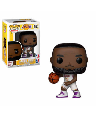 Funko Pop - Basketball - LA Lakers - LeBron James #52 - KICKS 'N' STEEZ