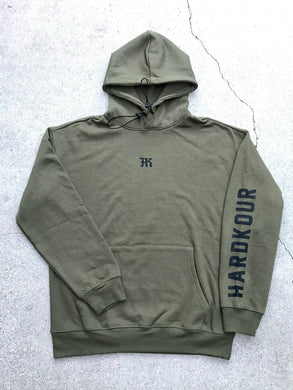 Hardkour Performance - Toggle-Drawstring Hoodie