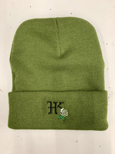 "Hardkour Performance - Winter 12"" Long Unisex Warm Knit Cuffed Beanie"
