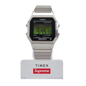 Supreme / Timex - Digital Watch - Silver