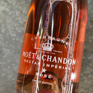 Off-White x Moet - Nectar Imperial Rose - Champagne - KICKS 'N' STEEZ