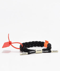Rastaclat x Off-White - Off-Clat Bracelet - Black - KICKS 'N' STEEZ