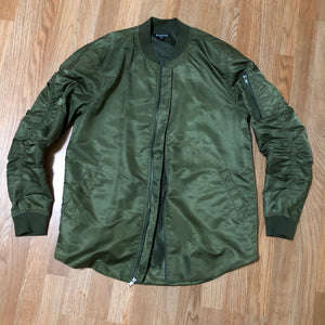 Elwood - Nylon Bomber Jacket - Medium - KICKS 'N' STEEZ