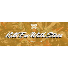 KNS - Kill Em With Steez - Decal (2-Pack) - KICKS 'N' STEEZ